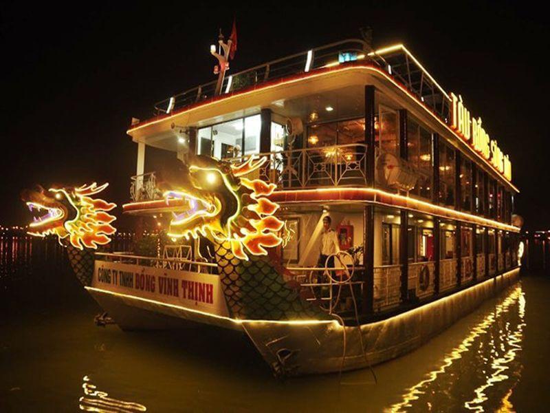 Vé Du Thuyền Sông Hàn (Ăn tối trên du thuyền)