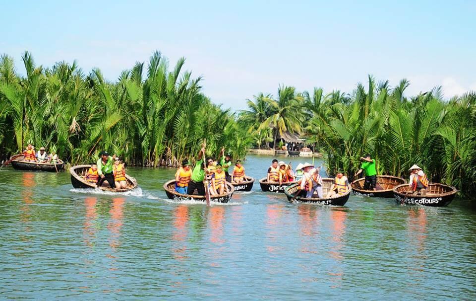 rừng dừa bẩy mẫu