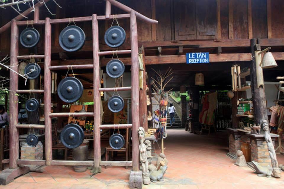 tour thung nai
