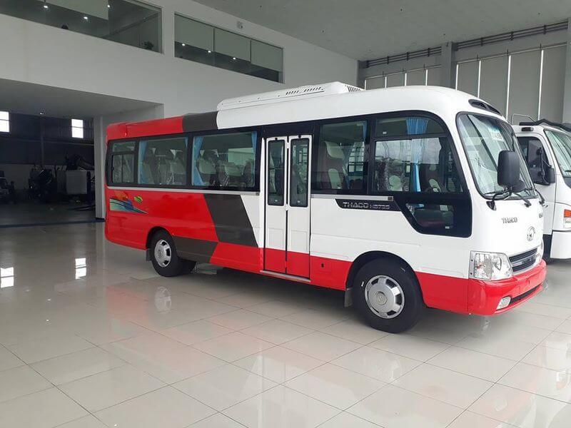Xe du lịch 29 chỗ Đà Nẵng