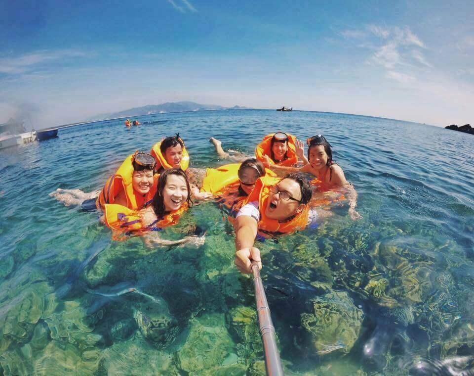 Tour Cù Lao Chàm Từ Hội An + Lặn Ngắm San Hô